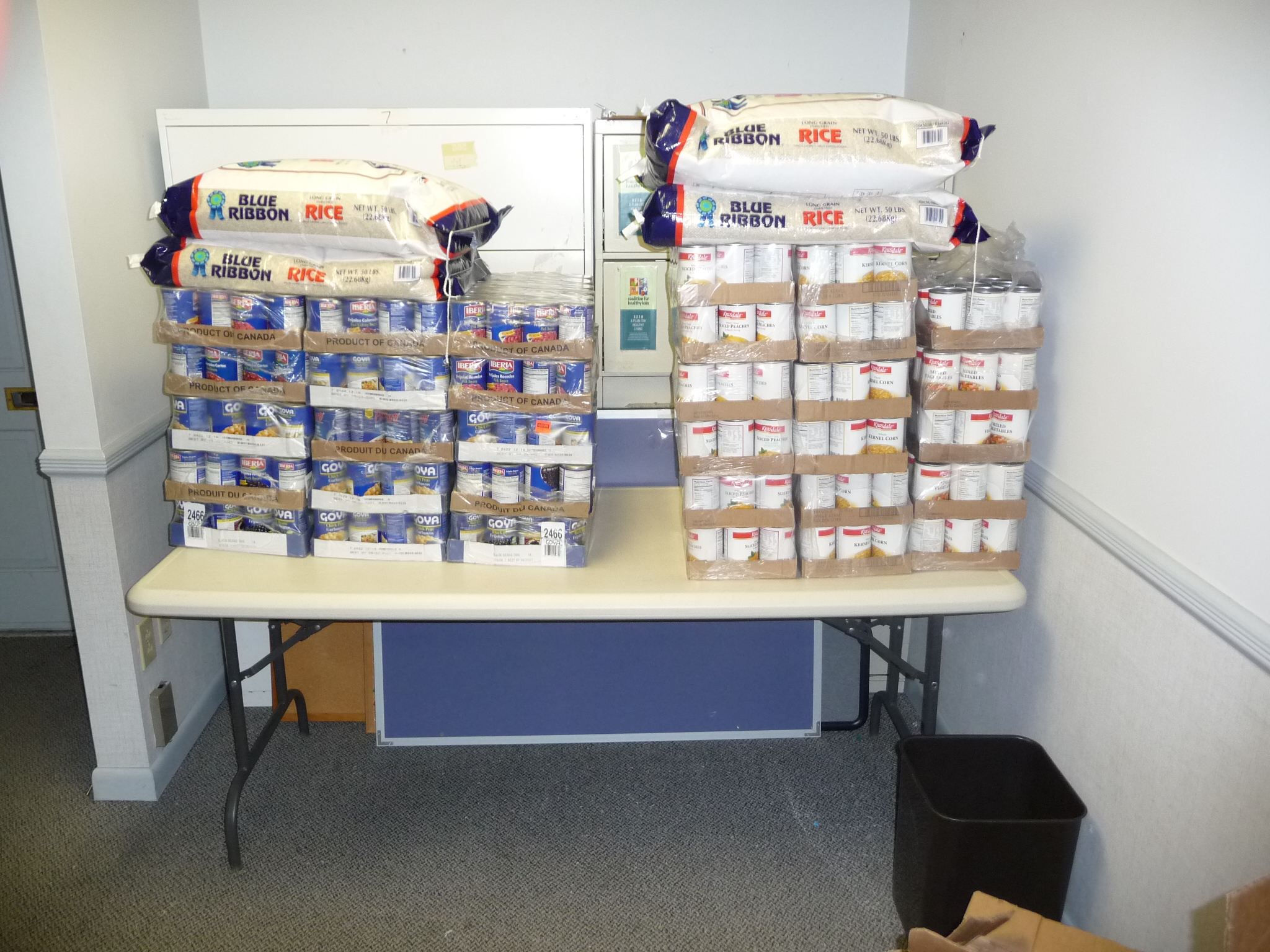 C-Town food Donations