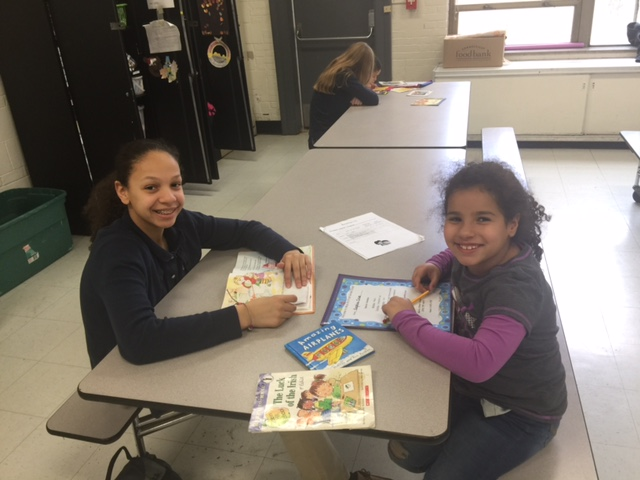 Girl Scout Kids Mentoring