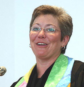 Rev. Cindy Maddox